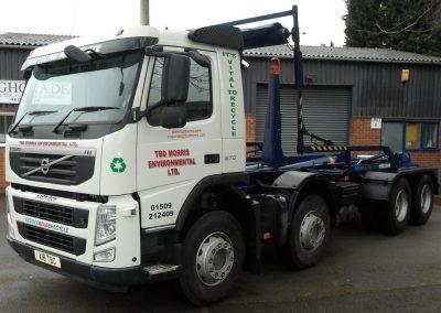 RoRo lorry